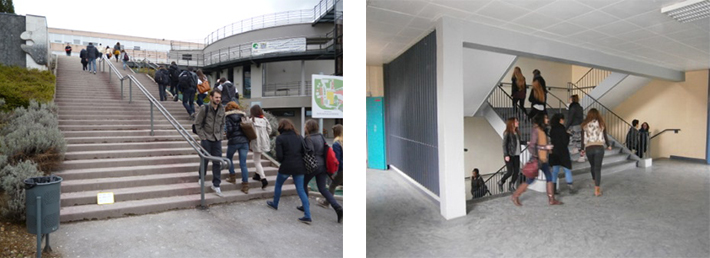 accessibilité bâtiments scolaires