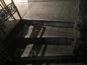 mise en accessibilité ville de Meximieux