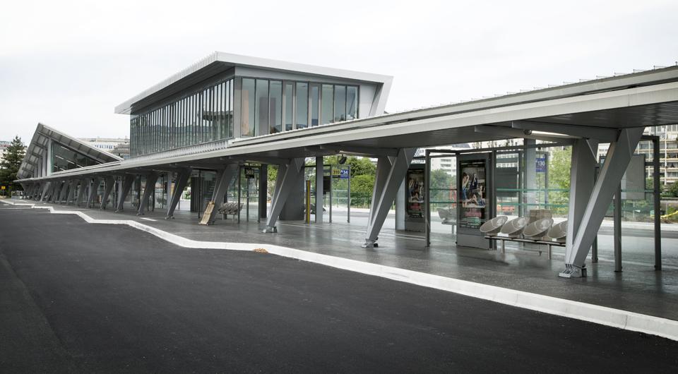 accessibilité gare RATP