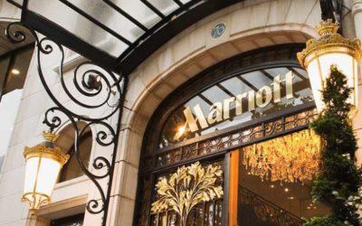Hôtel Marriott Champs-Élysées : quand l'accessibilité et le luxe ne font qu'un !