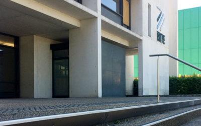 Comment l'ENTPE a réussi la sécurisation de ses 40 escaliers en site occupé