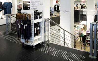 Monoprix : comment rendre accessibles 380 magasins ?