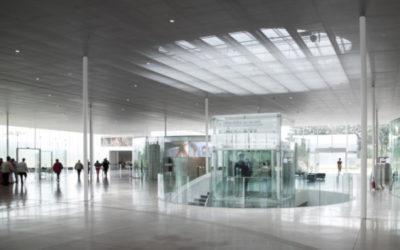Le Louvre Lens : comment rendre accessible un grand bâtiment très fréquenté ?