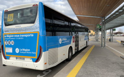 Gare routière de Roanne : une accessibilité au-delà des normes pour les usagers en situation de handicap visuel
